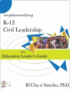 K-12 Civil Leadership training workbook